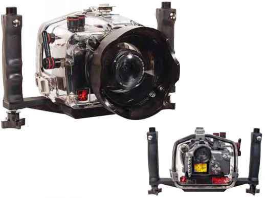 Canon Underwater Housing