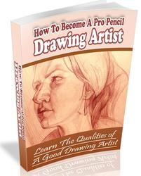 How To Become A Professional Pencil Drawing Artist