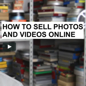 Sell Your Photos And Videos Online