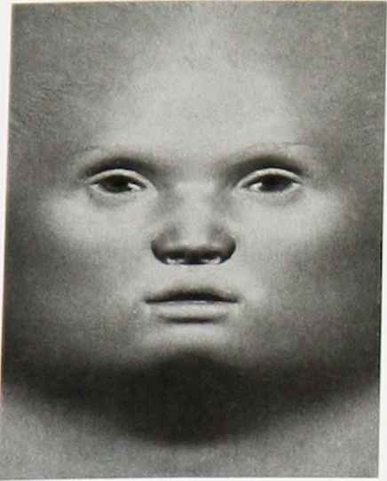 Specular Map Human Face