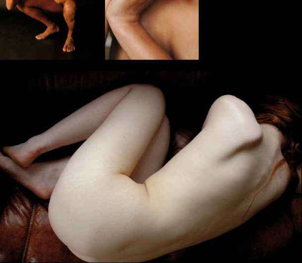 Nude Poses