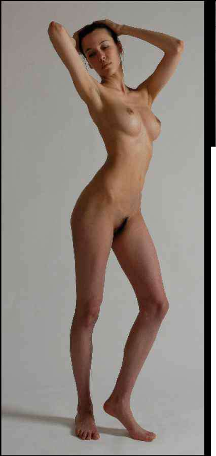 Nude pic poses