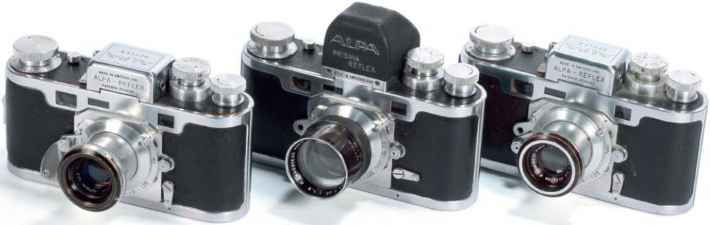 Alpa Right Hand Viewfinder